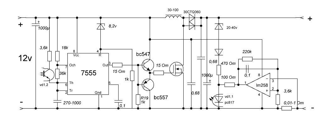 Re: Светодиодный драйвер для