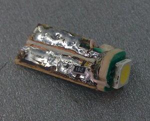 Светодиоды для лампы своими руками